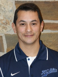 Dan Aguilar, KC Elite Silver 13U Head Coach