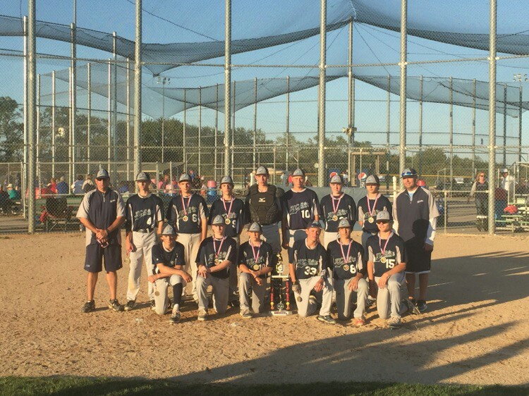 KC Elite Gold 15u Captures Championship