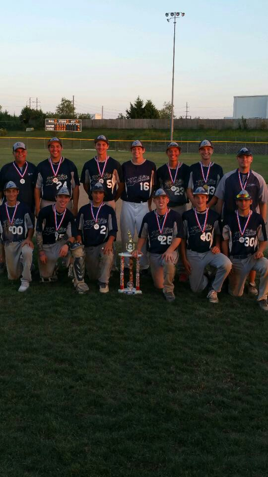 16u KC Elite White wins Labor Classic Championship