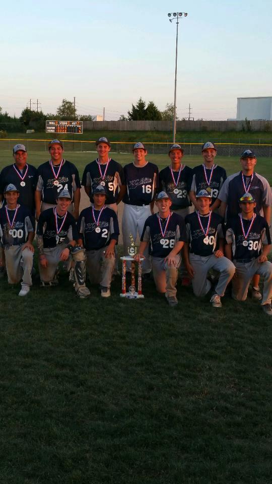 16u KC Elite White wins Labor Classic Championship
