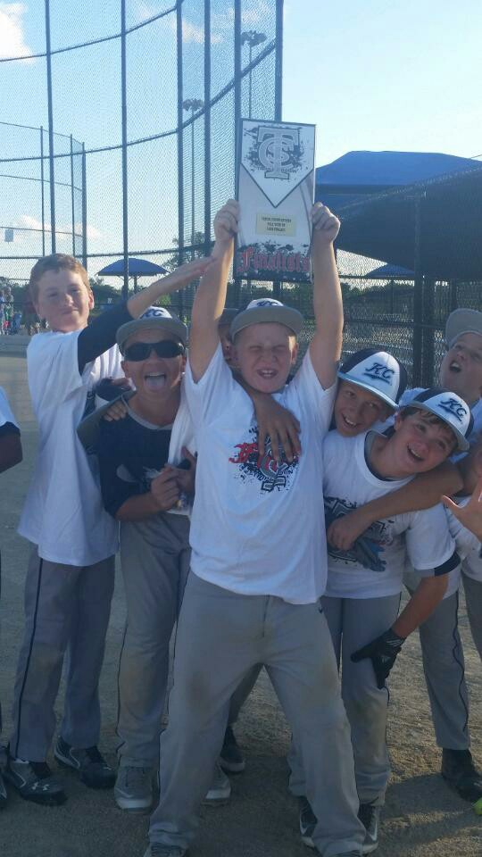 KC ELITE REBELS TAKE SECOND IN TRIPLE CROWN FALL TUNE-UP