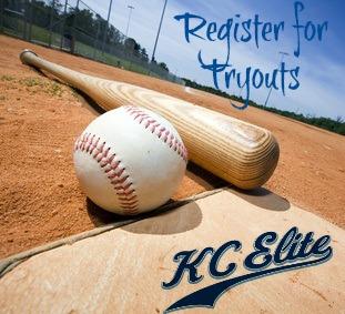 Please register for KC Elite Tryouts